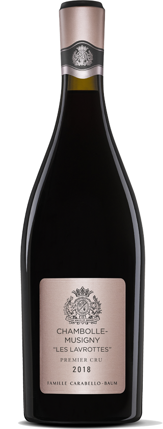 """Chambolle-Musigny Premier Cru """"Les Lavrottes"""" 2018"""