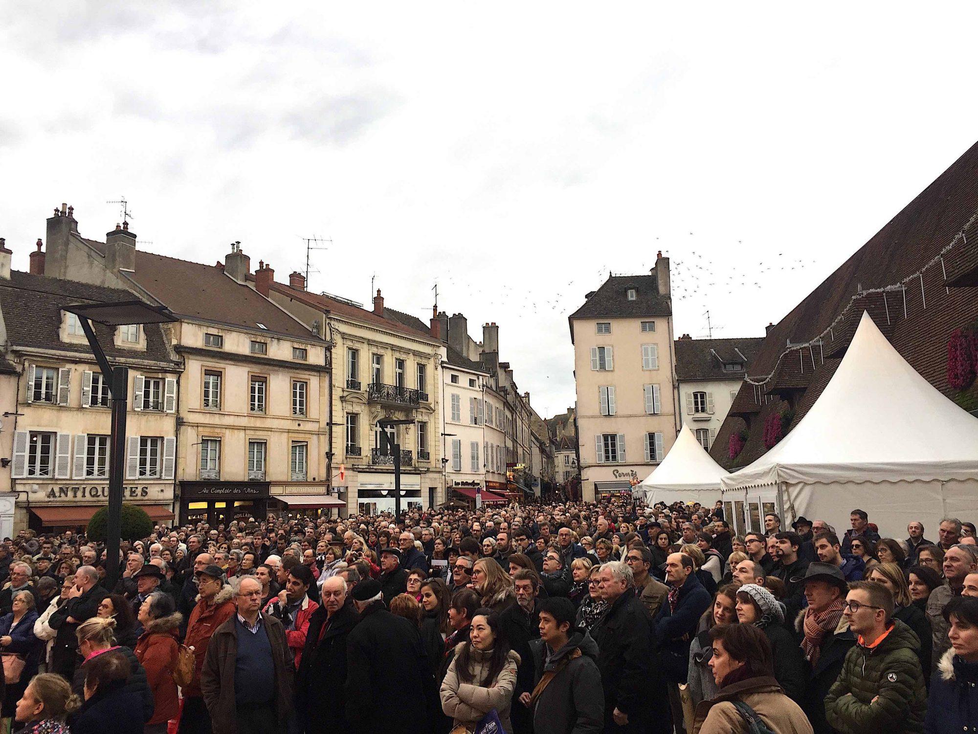 Beaune Wine Festival Vente des Vins