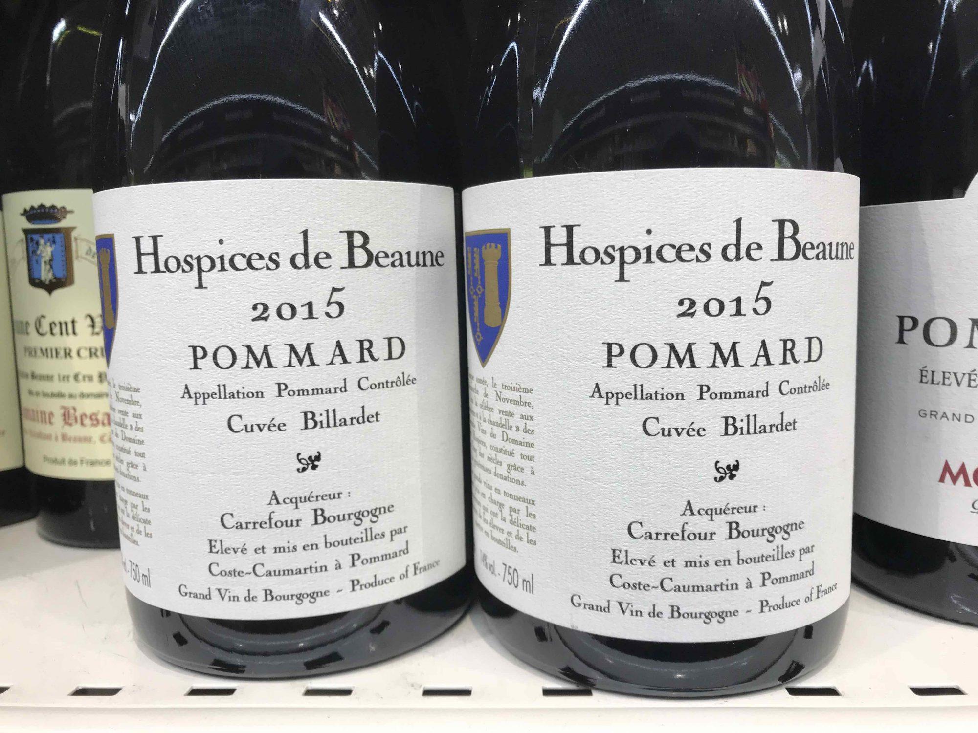 Hôtel Dieu Hospices de Beaune Wine Festival Auction
